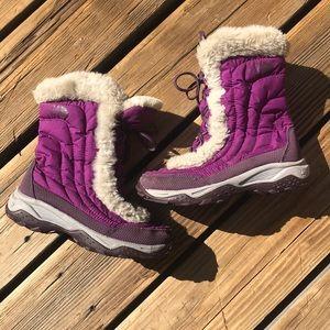 Girls TNF boots